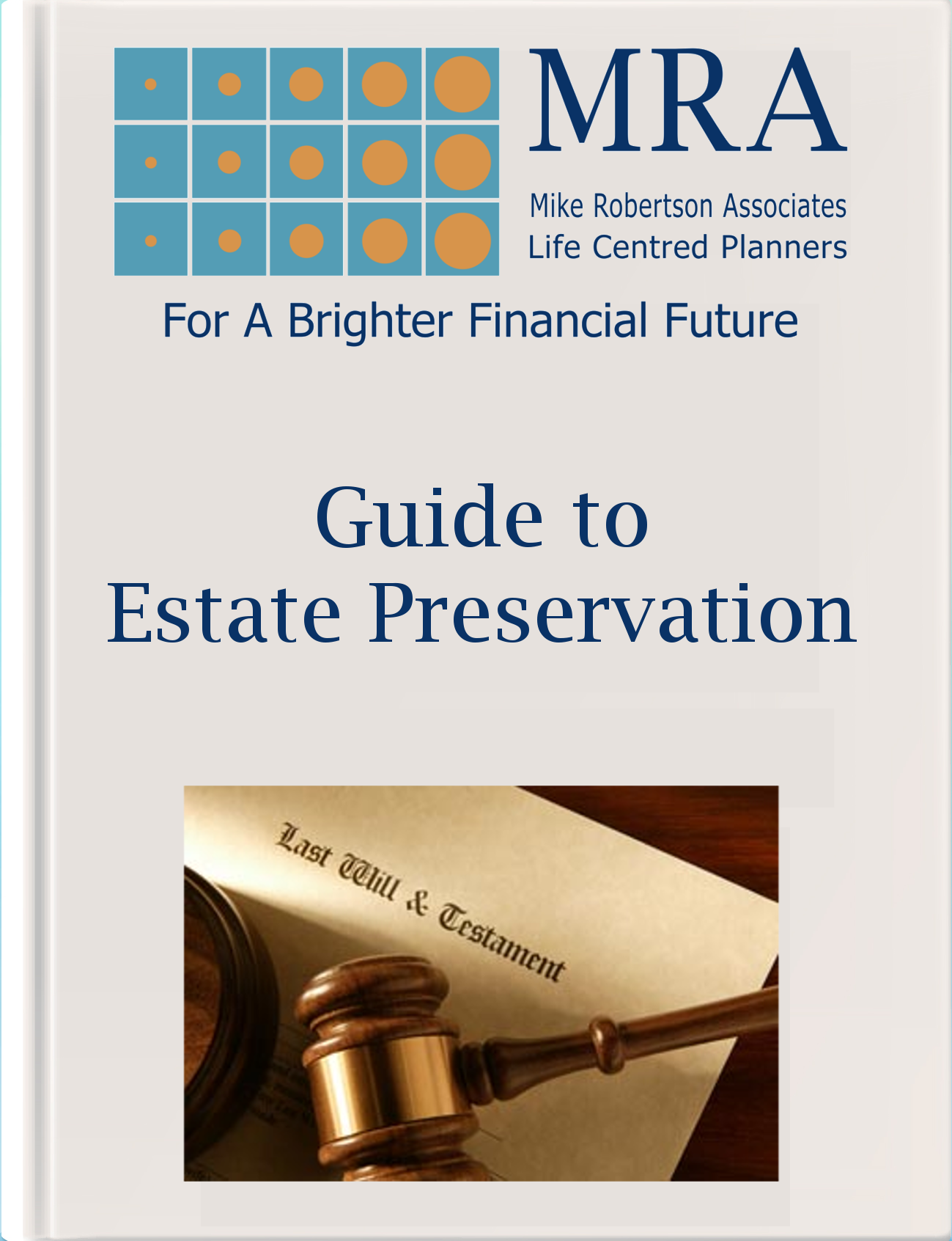 Download our Guide to Estate Preservation