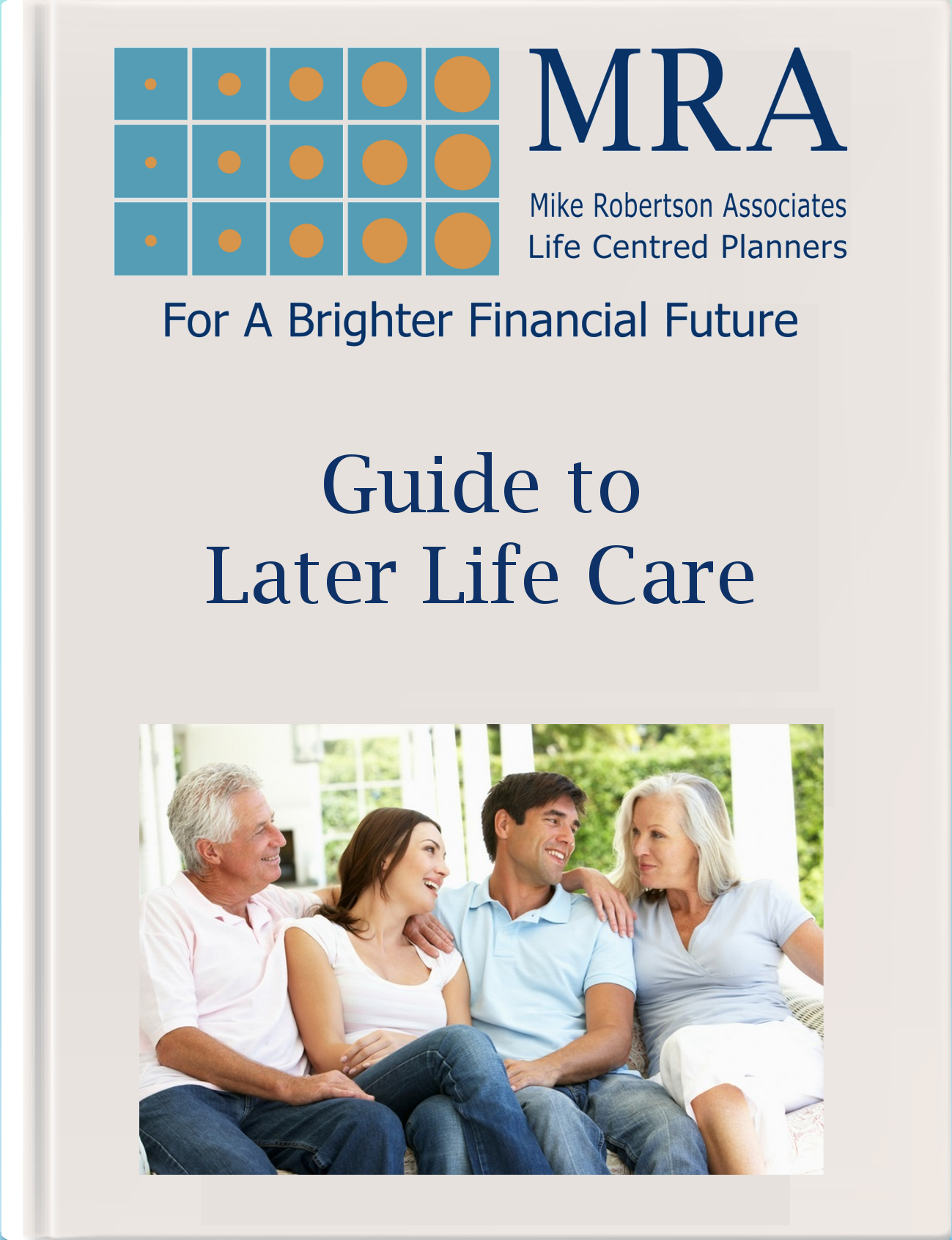 Download our Guide to Later Life Care